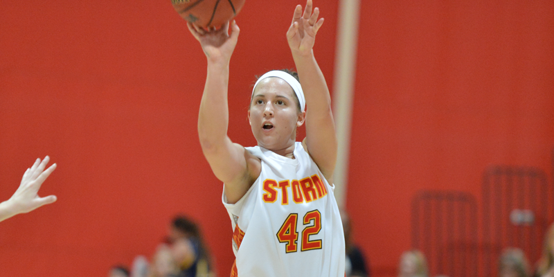 Women's basketball grinds out win at Central