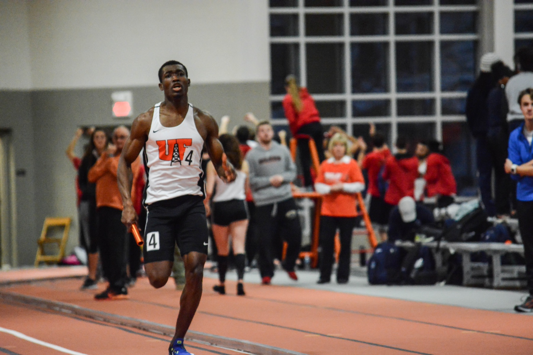 Oilers Track Competes at Hillsdale