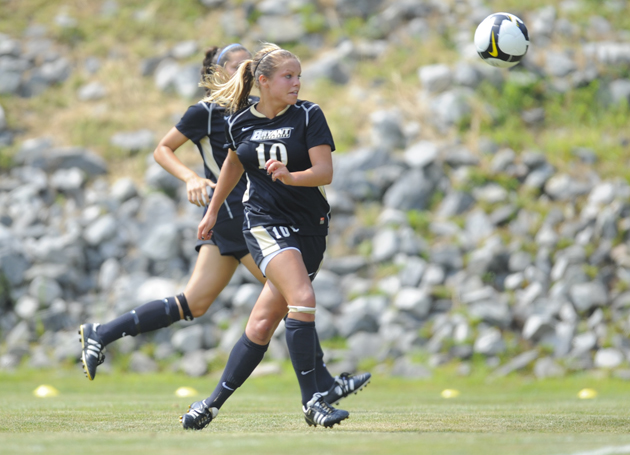 Bryant hosts Rider in home opener Friday