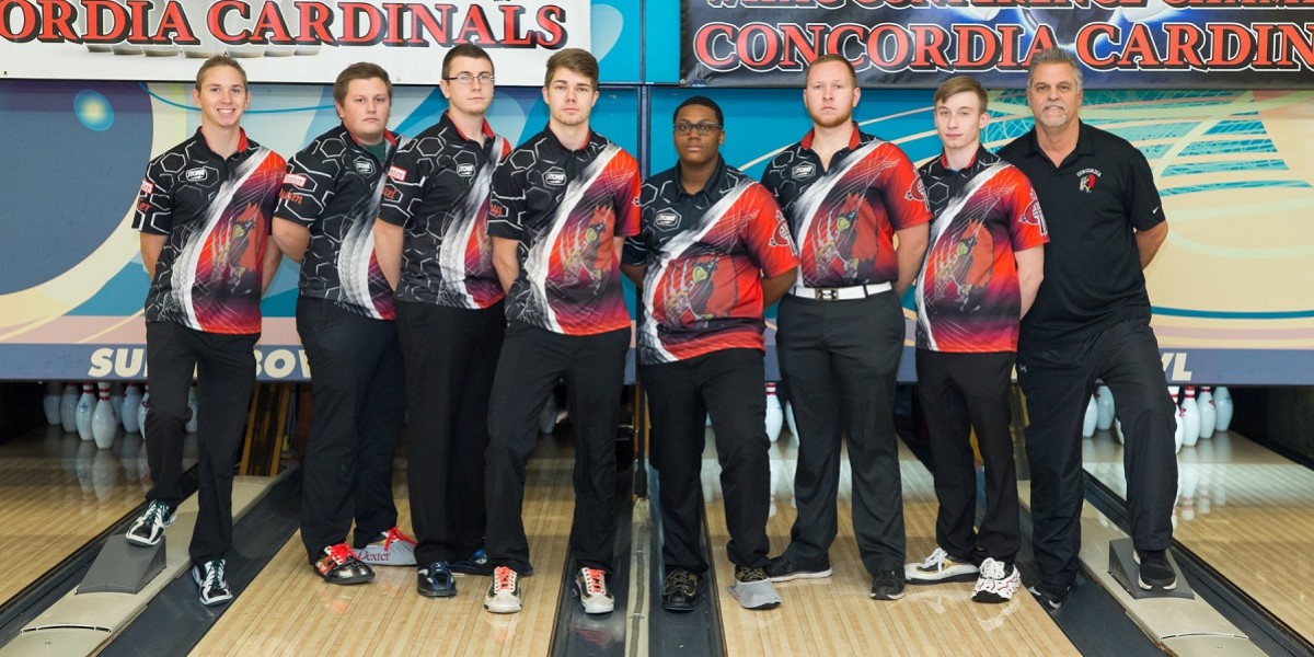 Photo for Men's bowling completes season at USBC ITC sectionals