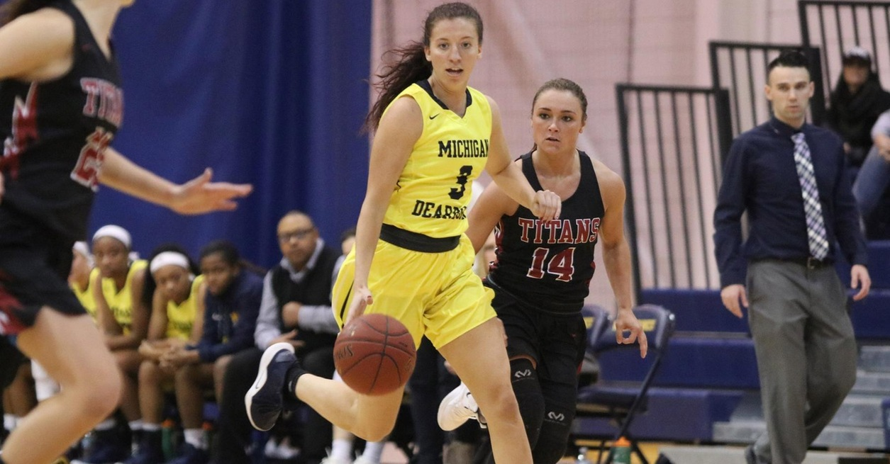 Wolverines hit 14 threes in win at Cornerstone