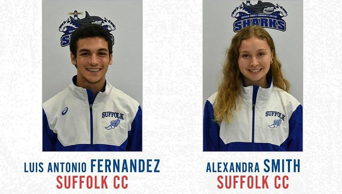 National Athletes of the Week: Smith's 4th and Fernandez's 2nd Honor