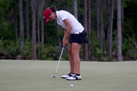 Alabama's Emma Talley Named Honda Sport Award Winner for Golf