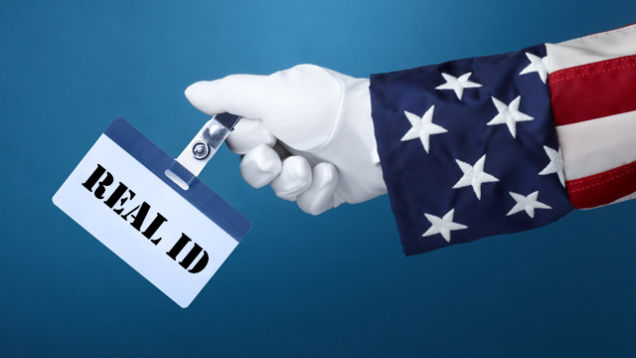 Important Information on the REAL ID Act