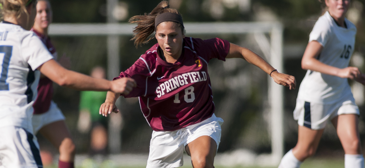 Women's Soccer Cruises Past Western New England, 6-0