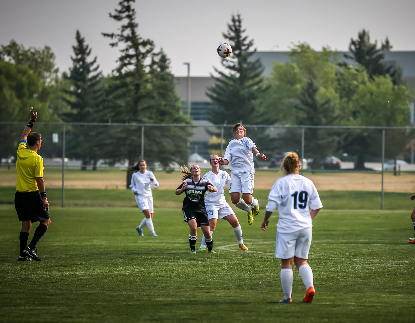 WSOC | Kodiaks Earn Draw with Queens
