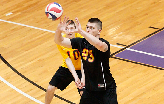 Men's Volleyball Captures Tournament Crown; Burdett Reaches Milestone