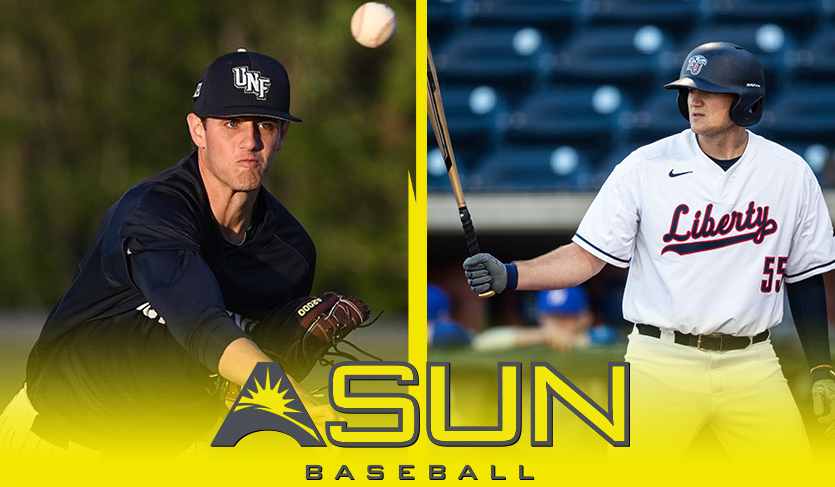 Liberty's Mathieu, North Florida's Marchese Claim @ASUNBSB Weekly Honors