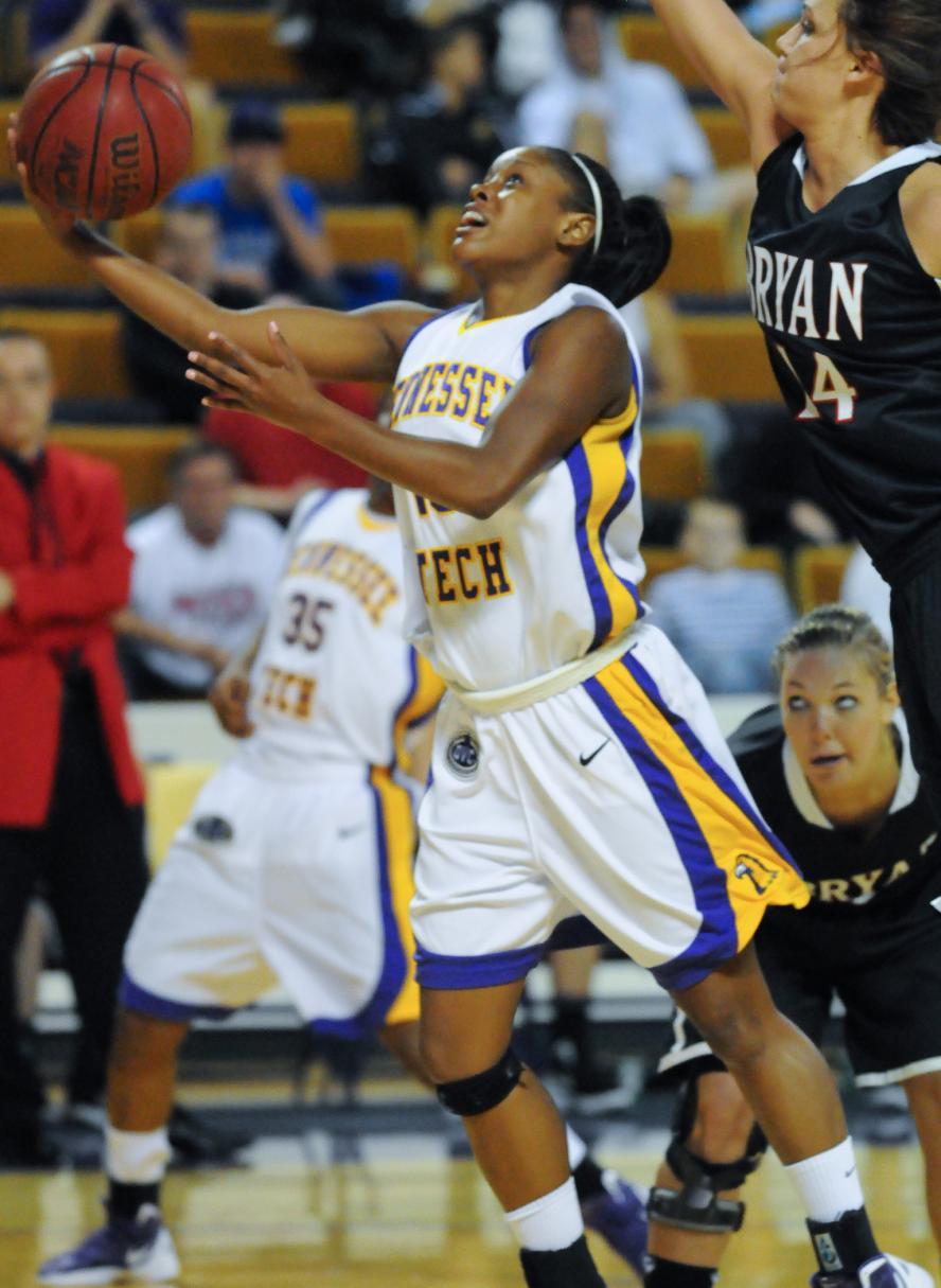 Tech Women's Basketball vs. Bryan College - Tennessee Tech