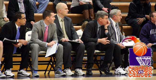 Walker & Staff to Don Suits & Sneakers for Coaches vs. Cancer