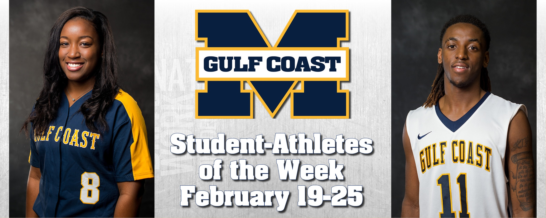 Hopson, Spivery named MGCCC Student-Athletes of the Week