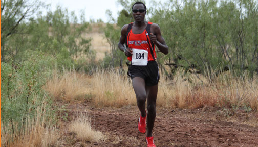 Texan Cross Country finishes second at Red Raider Open