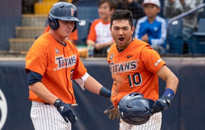Titans clinch Big West Championship on Senior Day (5/20/18)