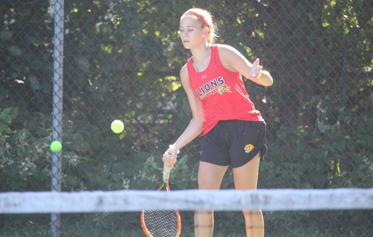 Women's Tennis Falls to Colby-Sawyer 6-2