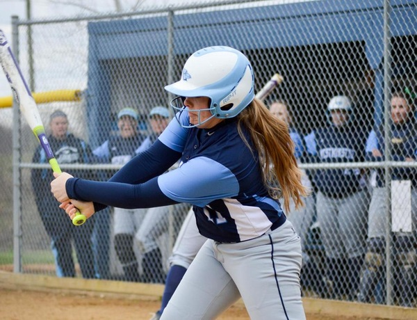 Westminster Softball Splits With Guilford