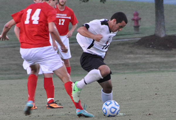 Men's Soccer: Panthers, University of the South have defensive struggle