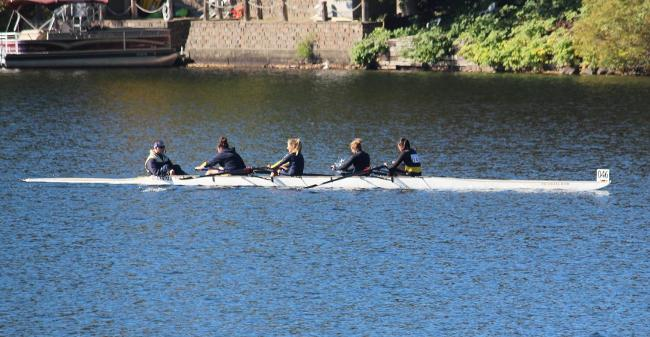 Crew Squads Post Solid Performances In Perfect Conditions At Quinsigamond Snake Regatta