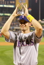 UCSB Alum Michael Young Wins All-Star MVP Award
