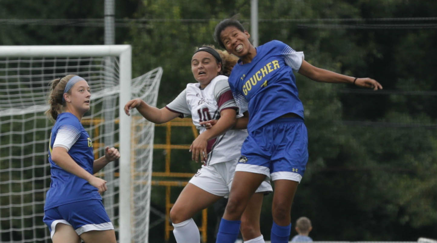 Eastern Bests Women's Soccer, 2-0, Saturday