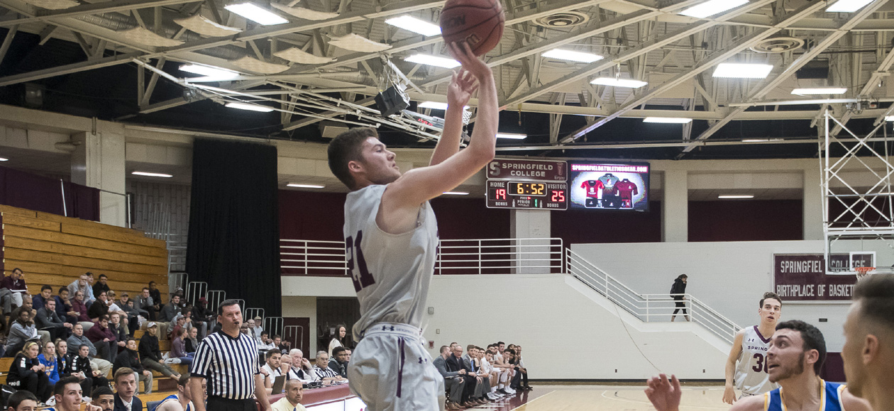 Men's Basketball Nets Season-Best 98 Points In Win Over Wheaton