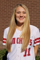 Coastal Alabama CC-South's Kennedy Carruth Named Player of the Week