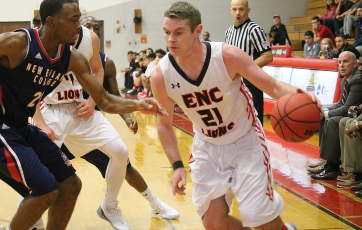 Men's Basketball Topped by Western New England, 89-79