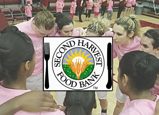 Help People in Need! Donate Non-Perishable Food at Upcoming SCU Basketball Games