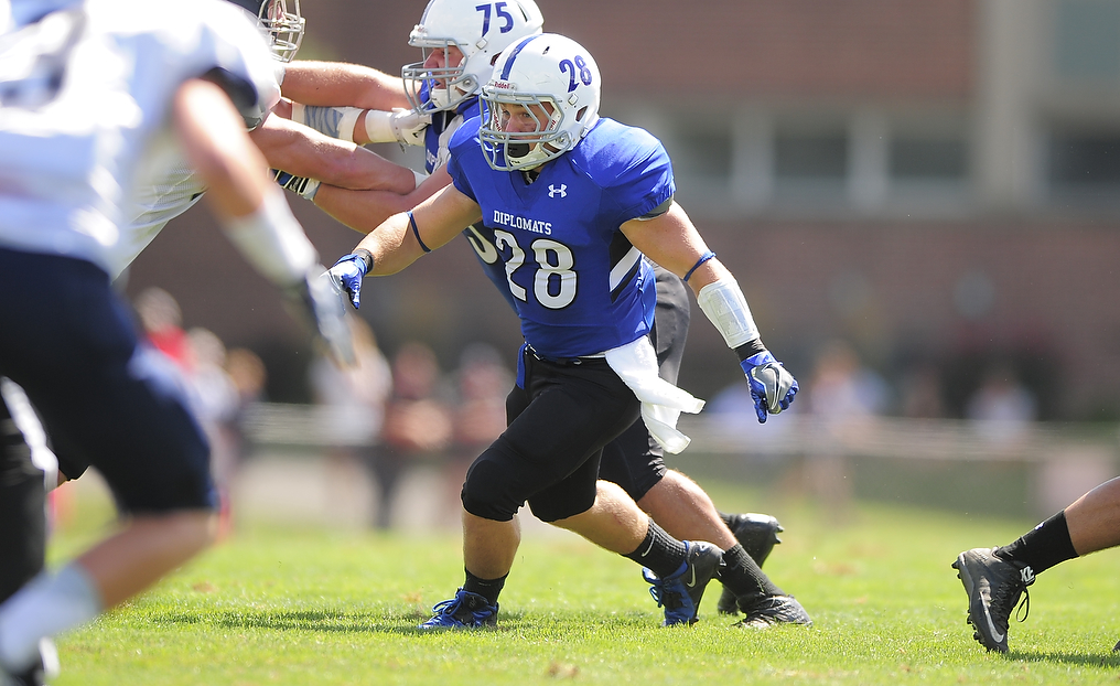 Rushing Attack leads F&M over Juniata