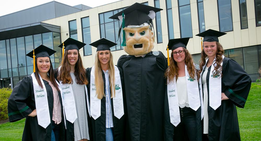 Cleveland State Student-Athletes Continue to Excel in the Classroom
