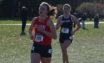 Behind Glennie, Women's Cross Country Ends Season On High Note