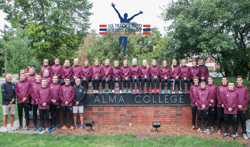 Cross Country Earns National All-Academic Status