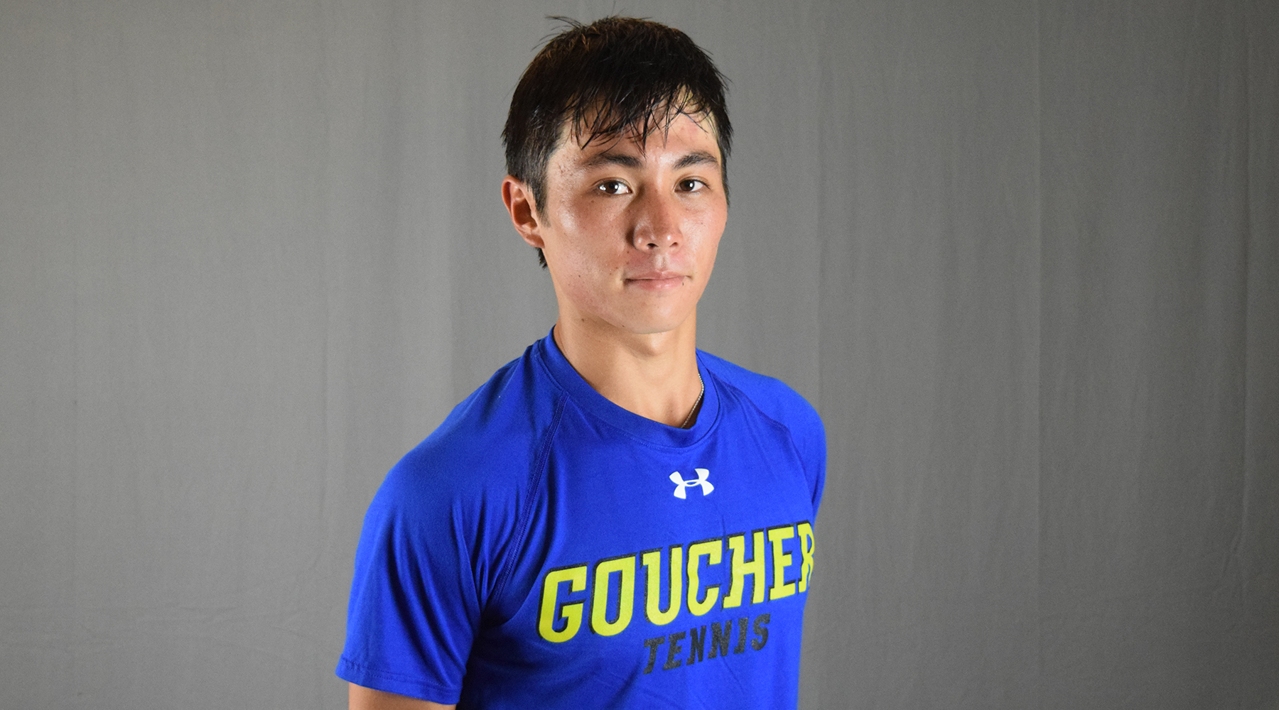 Tetsuya Ota Named Landmark Conference Men's Tennis Athlete of the Week