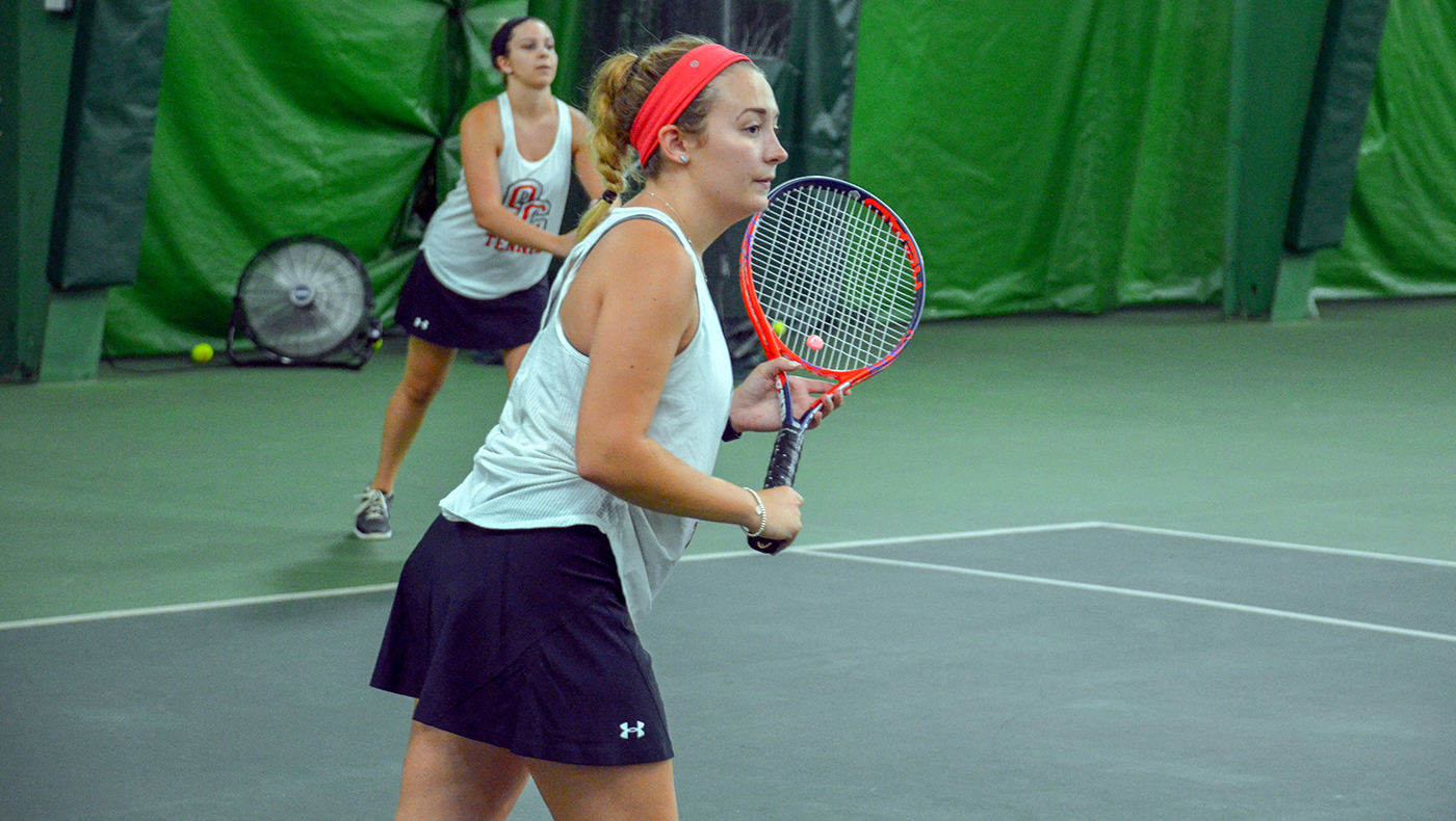 Women's tennis team suffers close 5-4 loss to IU-South Bend
