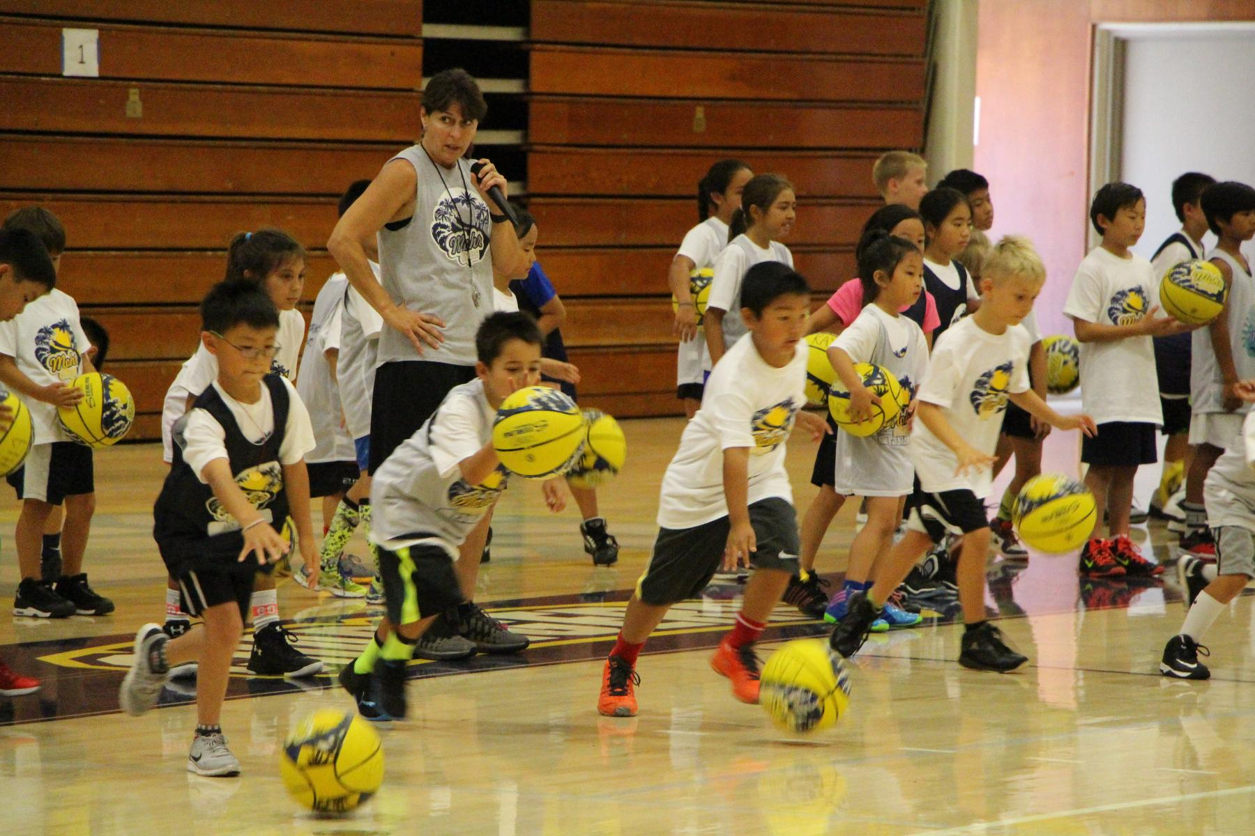 19th Annual MohrHoops Summer Camp