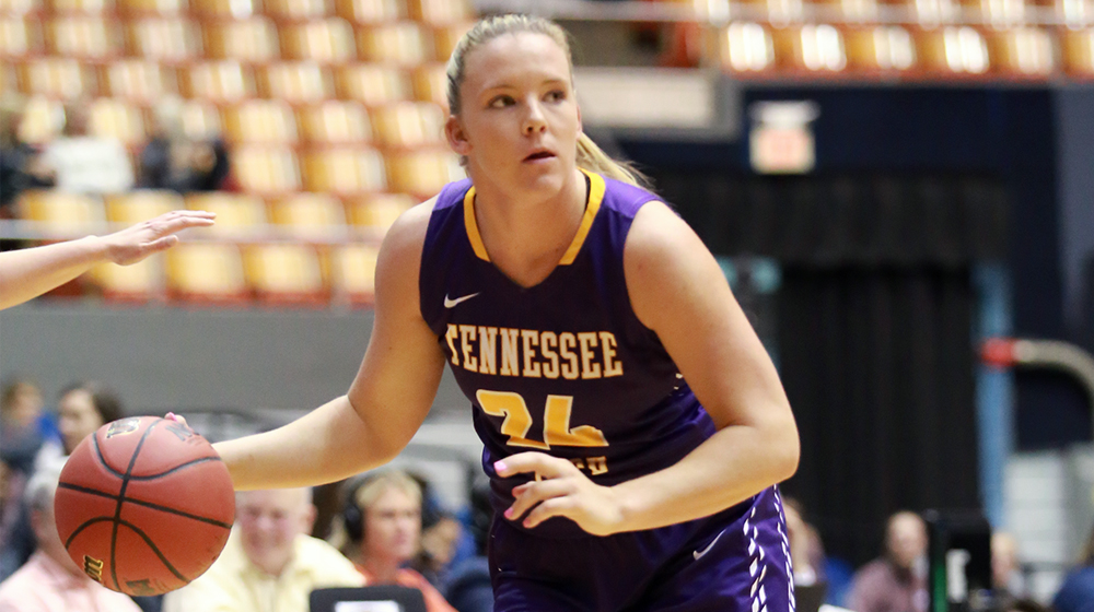 Tech women's basketball's season comes to a close with 77-69 loss to SIUE at OVC Tournament