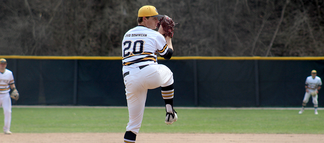 G-MAC Championship On Deck For #17 Baseball This Week, Bault Named Pitcher Of The Week