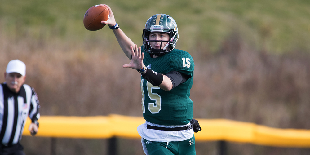 Football Sets New Single-Season Wins Mark In Victory Over Mount Ida