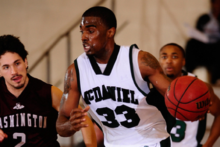 McDaniel holds on for 79-72 victory over Washington