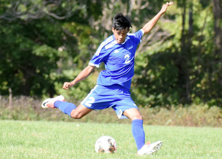Ancilla scores four in second half to beat Lakeland, 4-0