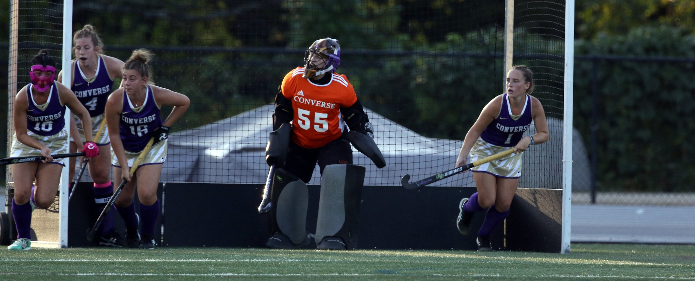 Field Hockey Unable to Hold Early Lead In Loss to Lindenwood