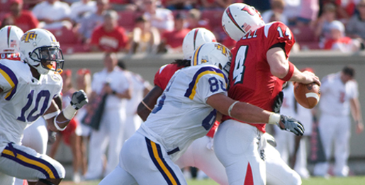 Tech picked sixth in '09 OVC race, Seivers earns preseason all-OVC