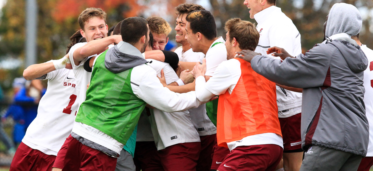 Men's Soccer Enters Season Receiving Votes in United Soccer Coaches Division III National Rankings