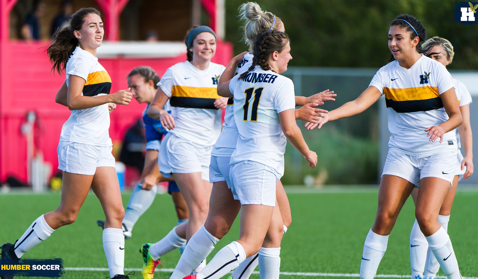 OFFENCE PROPELS No. 4 WOMEN'S SOCCER PAST HUSKIES, 9-0