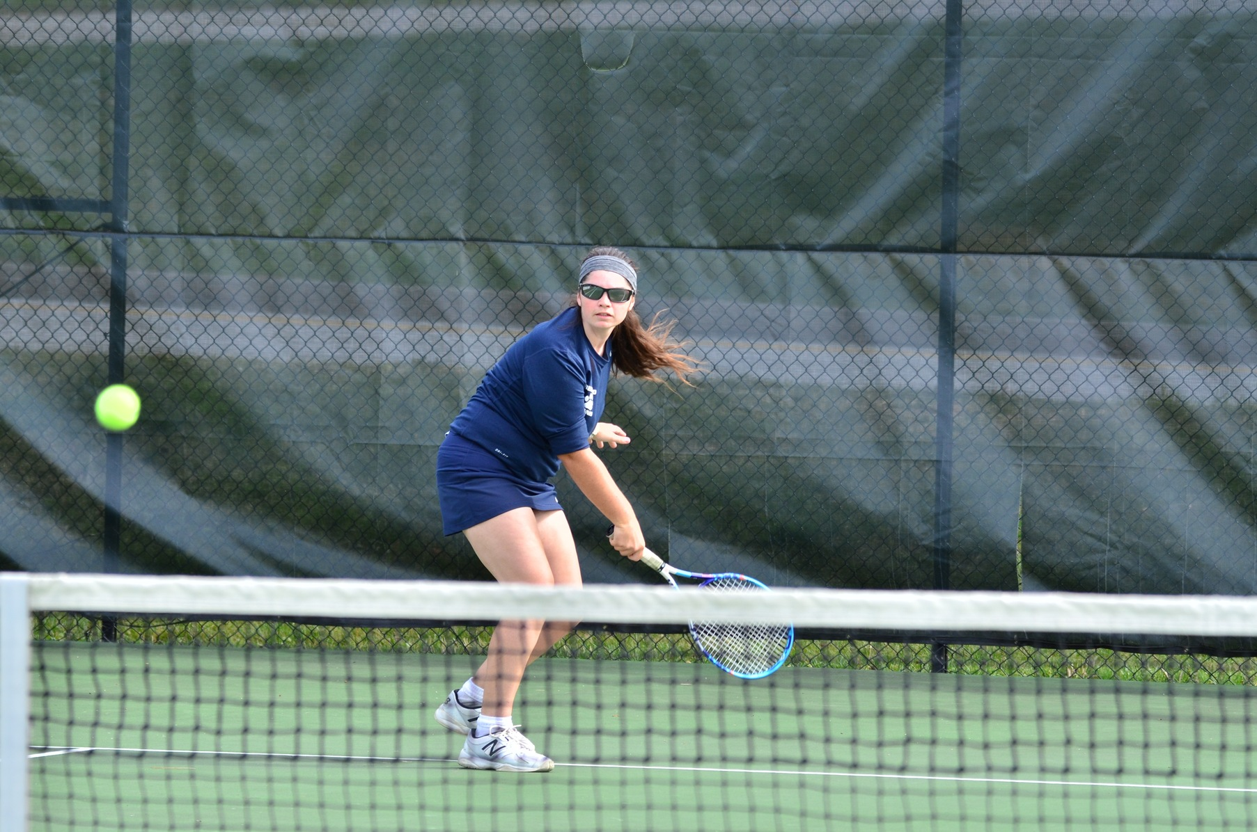 Women's Tennis Edges Pitt-Greensburg