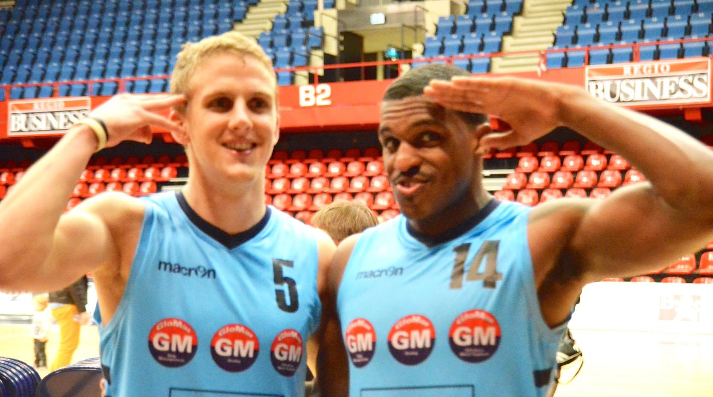 EYEBRONCO INTERNATIONAL: Catching Up With Former Broncos Bach and Cowels III, Play Professionally In Holland Together