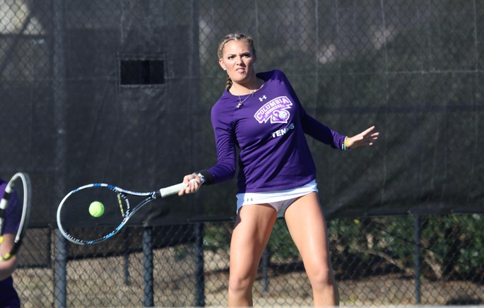 Murphy named AAC Tennis Player of the Week for play against Union