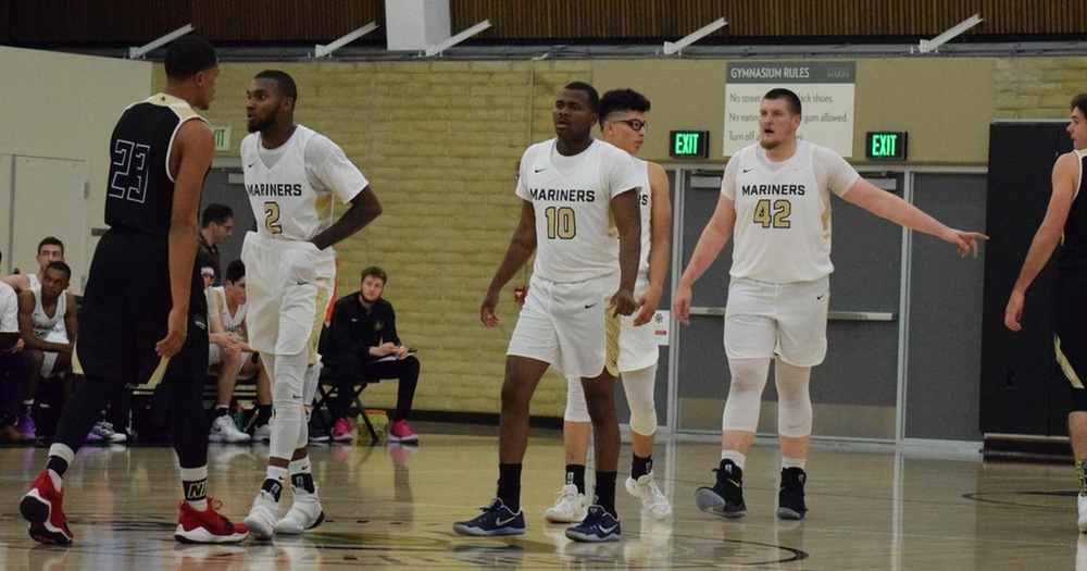 College of Marin Men's Basketball Nabs First Win At De Anza College 81-72