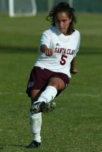 Esquivel Earns Women's Soccer Honors