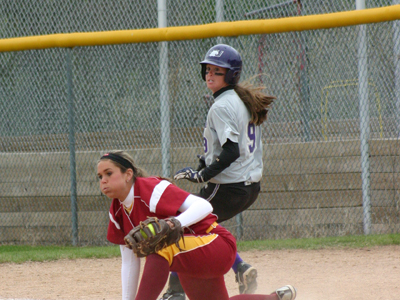 Ferris Softball Downs Ashland To Garner Doubleheader Split