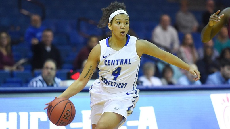 Patterson Earns NEC Co-Player of the Week on Wednesday